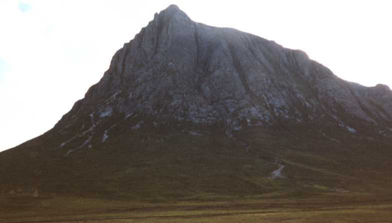[Buchaillie Etive Mor - just look at all that rock!]